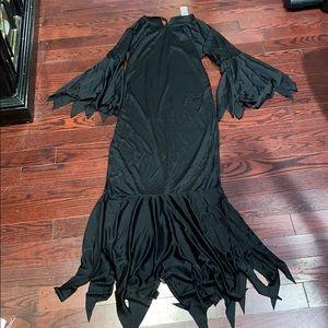 Morticia Addams' Dress